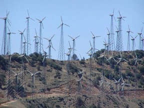 Ocotillo Express Wind Farm Moves Closer to Fruition