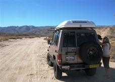 Thanksgiving 2008 in Anza Borrego
