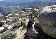 Indian Valley to Sombrero Peak - Anza Borrego